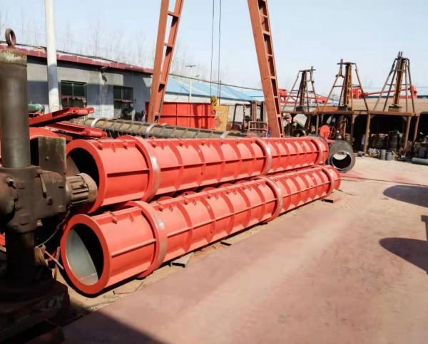 二手水泥涵管模具-安徽水泥管模具商家-安徽水泥管模具出售