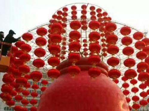 西安鐵口燈籠生產廠家-渭南植絨燈籠生產廠家