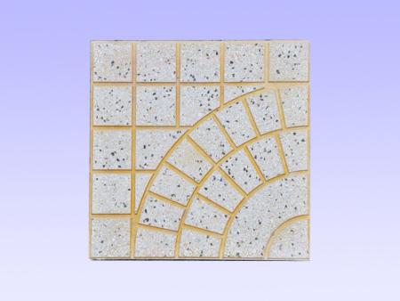 水磨广场砖供应商-买水磨石砖,就来中泰彩砖