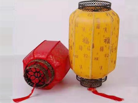 陜西羊皮燈籠價格-榆林羊皮燈籠異型加工-咸陽仿古燈籠