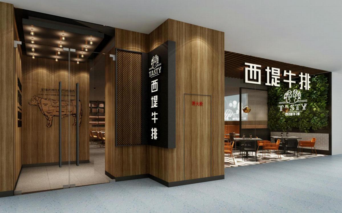连锁餐饮装修|办公室装饰-选择钜洪装饰设计公司