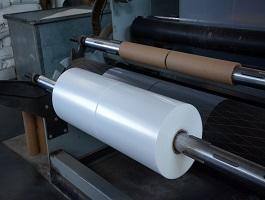 矿泉水PVC热收缩膜定制|潍坊哪有销售高质量的收缩膜