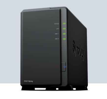 & 群晖DS218play数据备份存储服务器 山东代理