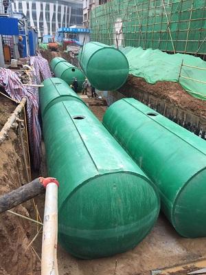 50方混凝土化粪池-50方预制化粪池批发
