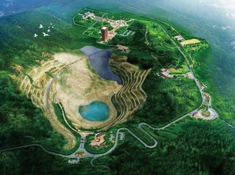 绿色矿山编制-矿山土地复垦-矿山地质环境保护与恢复治理方案