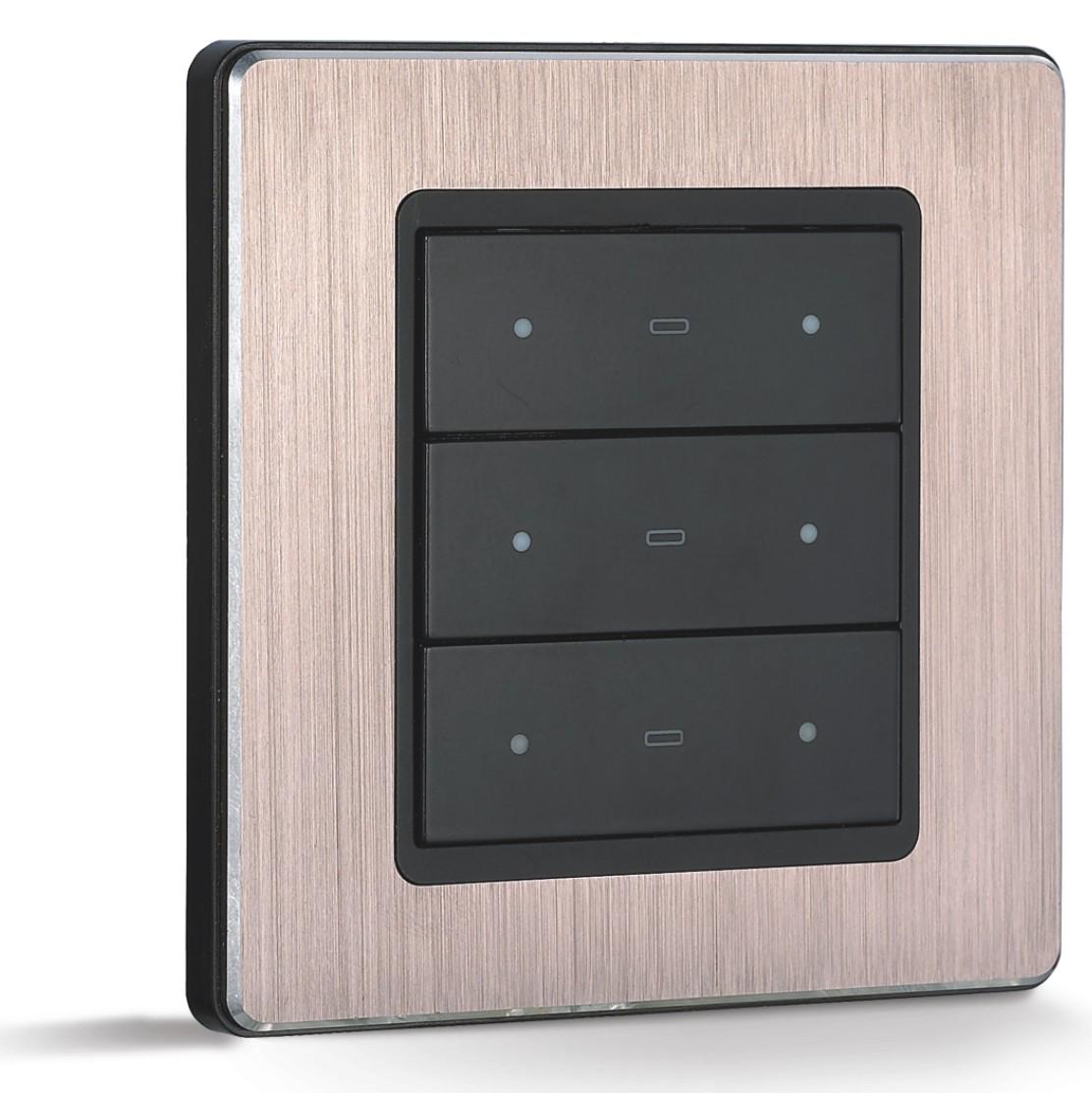 控制模块产品-GREAT-HBA708智能照明代理
