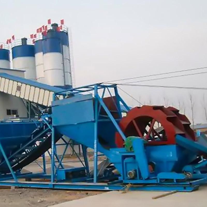 洗沙机械设备   山东洗沙机  二手洗沙机  轮式洗砂机