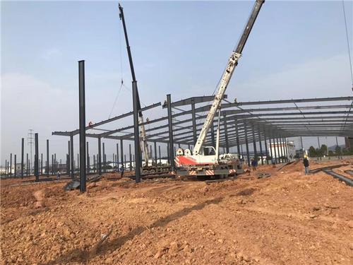 苏州钢构厂  苏州钢结构加工  昆山钢构件加工安装