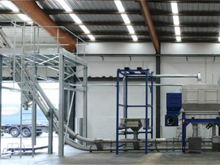 大皮带计量生产厂家 要买管链机认准久耀重工