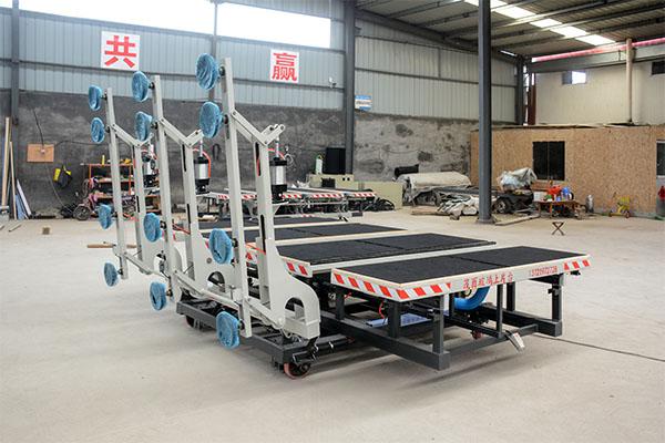玻璃人工上片台定制-玻璃上片机械生产厂家