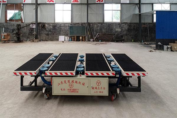 湖南上片台|庚明机械提供质量良好的玻璃上片台