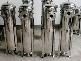 不锈钢保安过滤器定做定制-不锈钢大通量过滤器批发