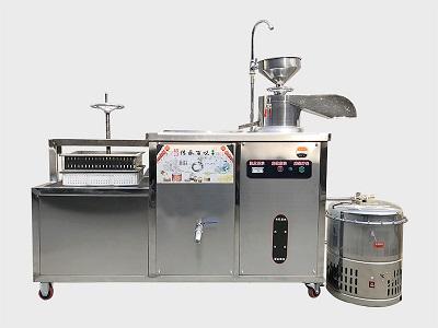 小型全自动豆腐机加工定制-做豆腐全自动机多少钱一台