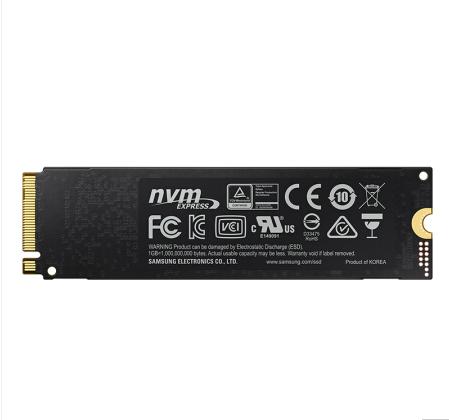三星500GB SSD固态硬盘 M.2接口(NVMe协议)