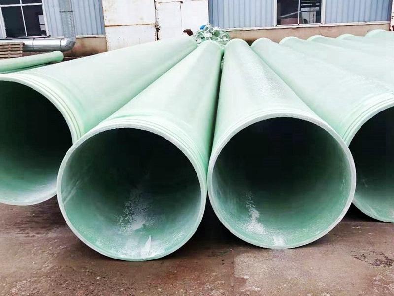 玻璃钢管道供货厂家-河北的玻璃钢管道供应