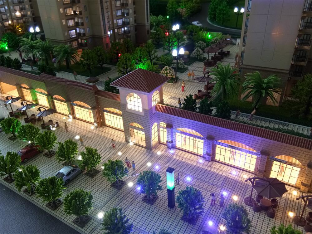 广西建筑模型制作-高性价南宁建筑模型尽在鑫晟达模型