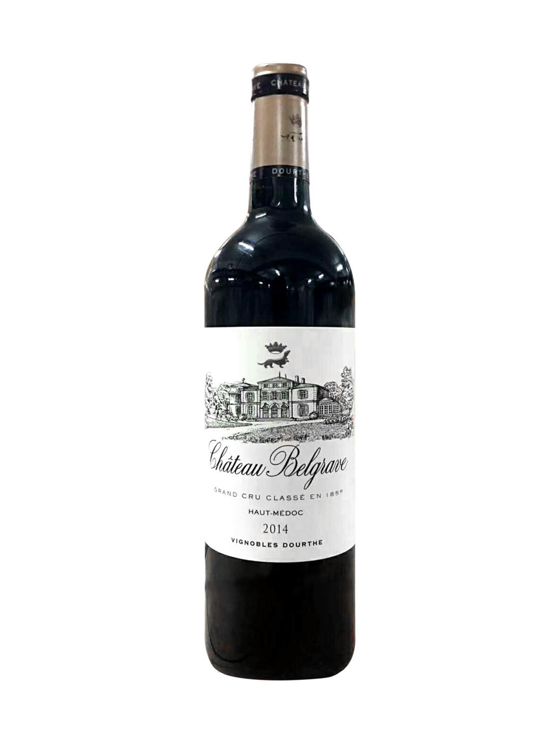 百家富庄园红葡萄酒