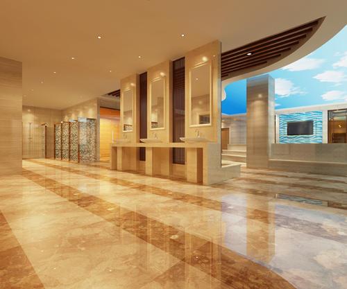 黑龙江洗浴装修报价|黑龙江温泉设计装修-合众泳池设施