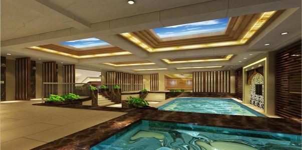 哈尔滨酒店设计-黑龙江温泉设计装修公司哪家专业
