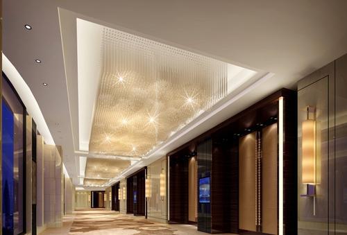黑龍江酒店設計裝修推薦 哈爾濱洗浴裝修