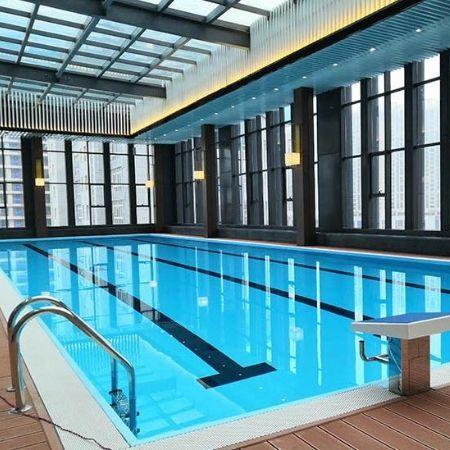 黑龍江酒店設計裝修|哈爾濱洗浴整體裝修-合眾泳池設施