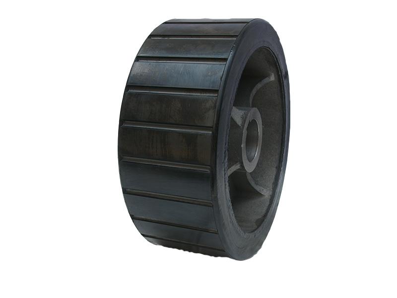 托轮厂家-河南橡胶托轮厂家特色