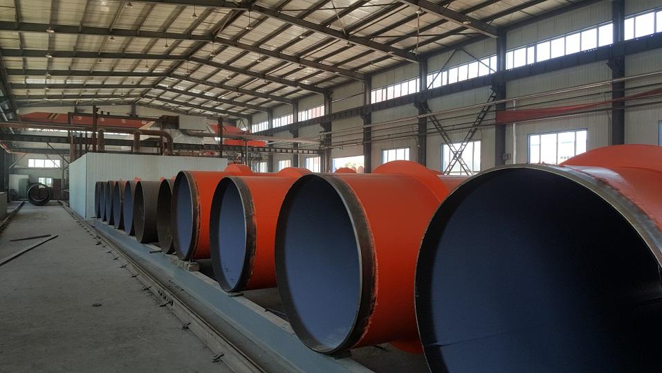 中国钢管外壁喷涂设备供货厂家-大量供应批发钢管外喷涂设备