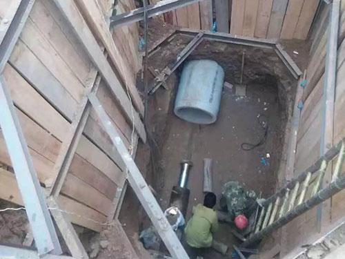 自来水管道顶管施工-市政污水管道非开挖工程顶管