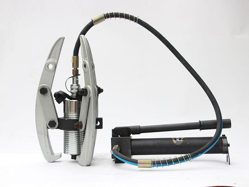 青海分体式液压拉马-有品质的分体式液压三爪拉马5吨10吨在哪买