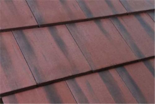 英式红瓦-安徽屋面混凝土瓦-英红瓦厂家