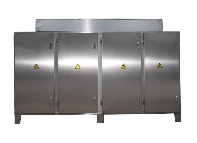大埔UV光解一体机设备环保废气处理设备生产厂-昊天环保机电UV光解一体机设备作用怎么样