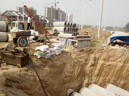 云南琼航建筑劳务有限公司非开挖工程施工