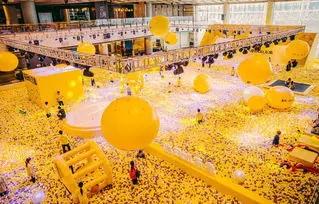 郑州可信赖的百万海洋球厂家 郑州乐可岛