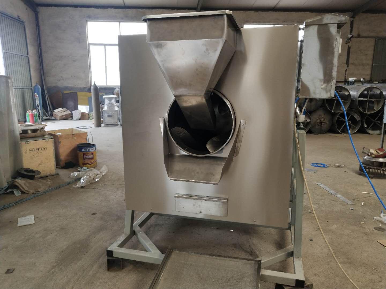 烘干烘烤冷却一体机||滚筒式烘烤机