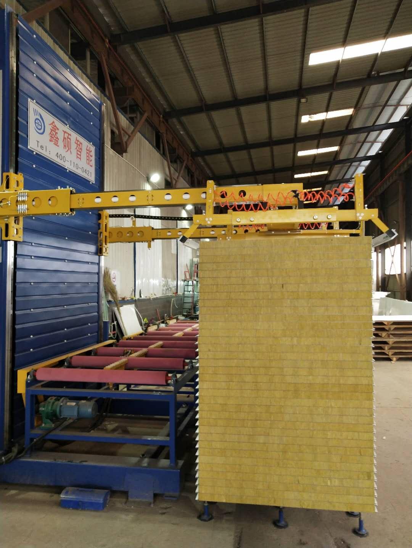 郑州不锈钢岩棉板厂家-岩棉净化板价格