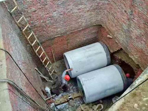 曲靖动力电缆管道顶管施工-怒江污水管网顶管工程