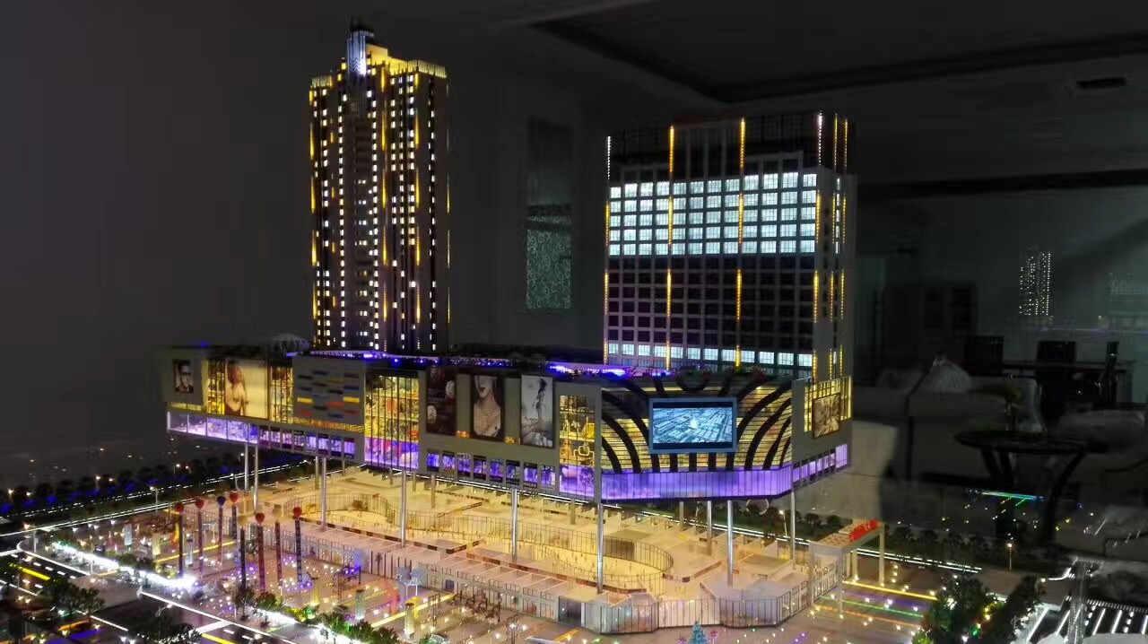 扬州地产销售沙盘模型制作公司,扬州商业沙盘模型制作公司