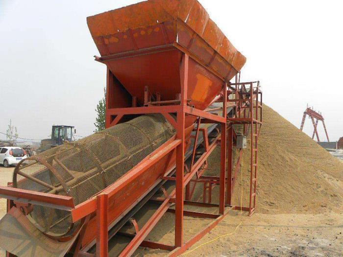 筛沙设备——筛沙设备供应商