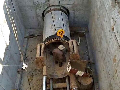 市政动力电缆非开挖顶管工程施工