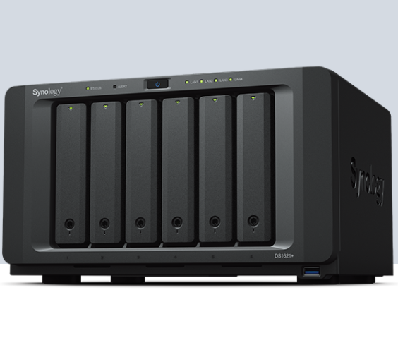 群晖NAS存储服务器DS1621+ 山东群晖代理 私有云存储