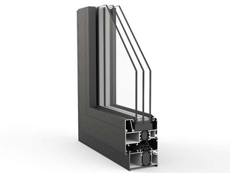 隔热断桥门窗定做-黑龙江系统门窗
