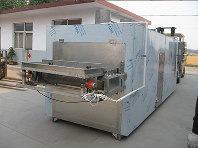 杏仁烘干烘烤冷却一体机-安徽烘干烘烤冷却一体机