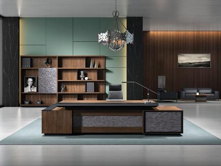 办公室会议桌定做-实木办公桌厂家-实木办公桌厂