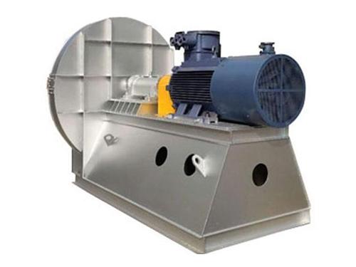 GY5-51不銹鋼鍋爐除塵引風機-山東不銹鋼除塵離心通引風機