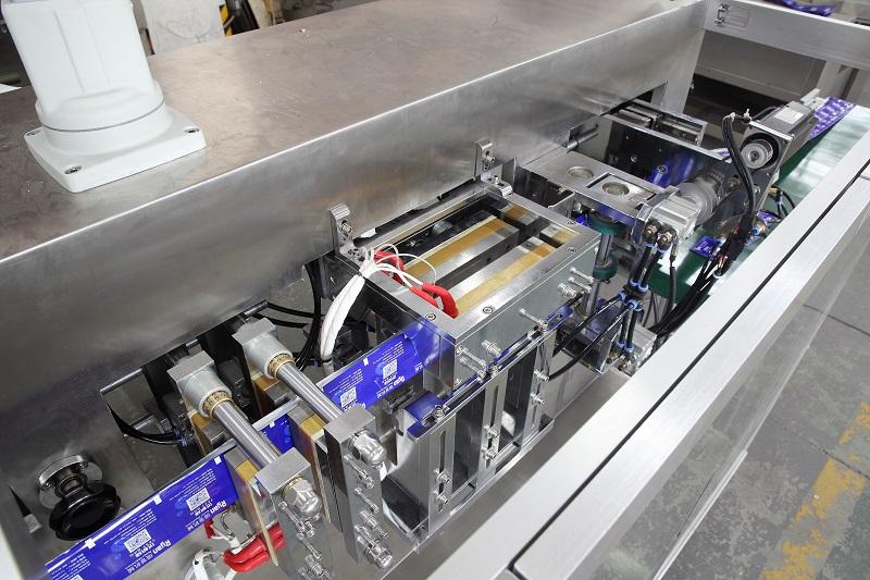 全自动单片湿巾包装机-湿巾包装设备生产厂家-湿巾包装设备厂家