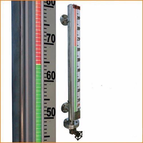 磁敏电子双色液位计测量准确_上海仪表磁敏电子双色液位计