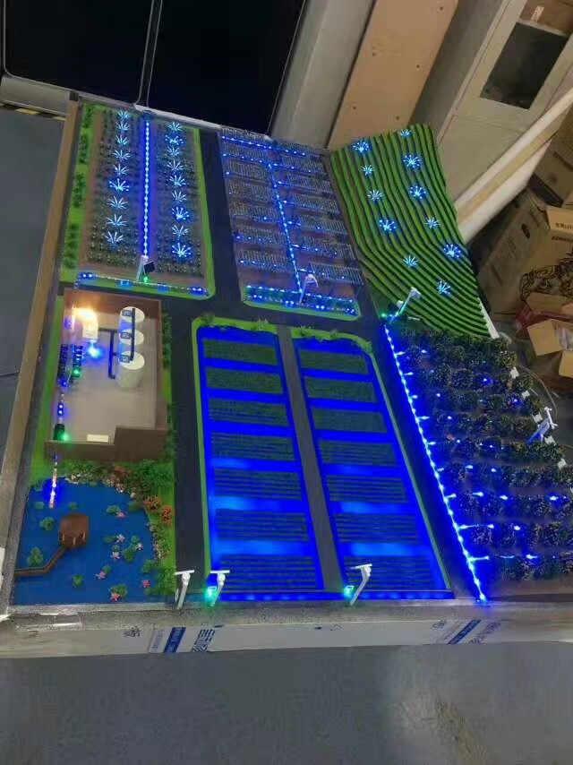 湖州展览展示沙盘模型制作公司,湖州工业沙盘模型制作公司