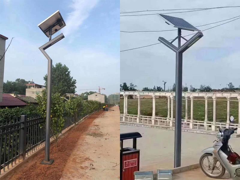 太陽能景觀燈制造商-益陽太陽能路燈-永州太陽能路燈