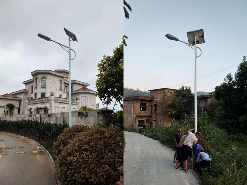 哪有太阳能路灯卖-湖南农村路灯-长沙农村路灯