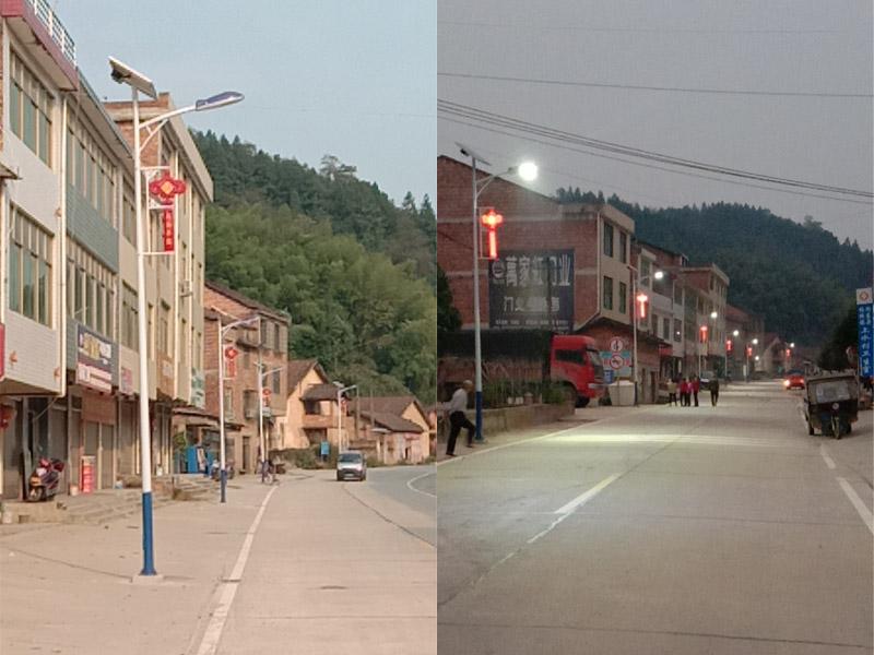 貴州市電路燈-優良的太陽能路燈晶之焱照明供應